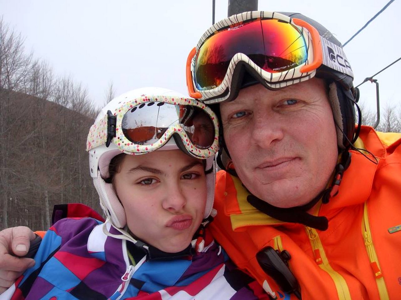 Δεύτερο Σαββατοκύριακο της ακαδημίας skiteam.gr για το 2015